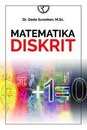 Cover Matematika Diskrit oleh Dr. Gede Suweken, M.Sc.