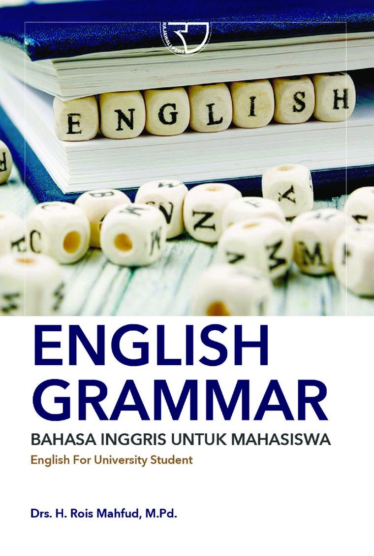 Buku Digital English Grammar oleh Rois Mahfud