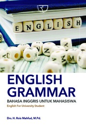 Cover English Grammar oleh Rois Mahfud