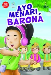 Cover Ayo Menari Barona oleh Nancy Sitohang