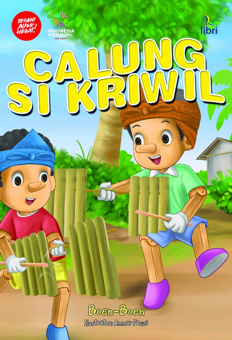 Calung Si Kriwil by Boen - boen Digital Book