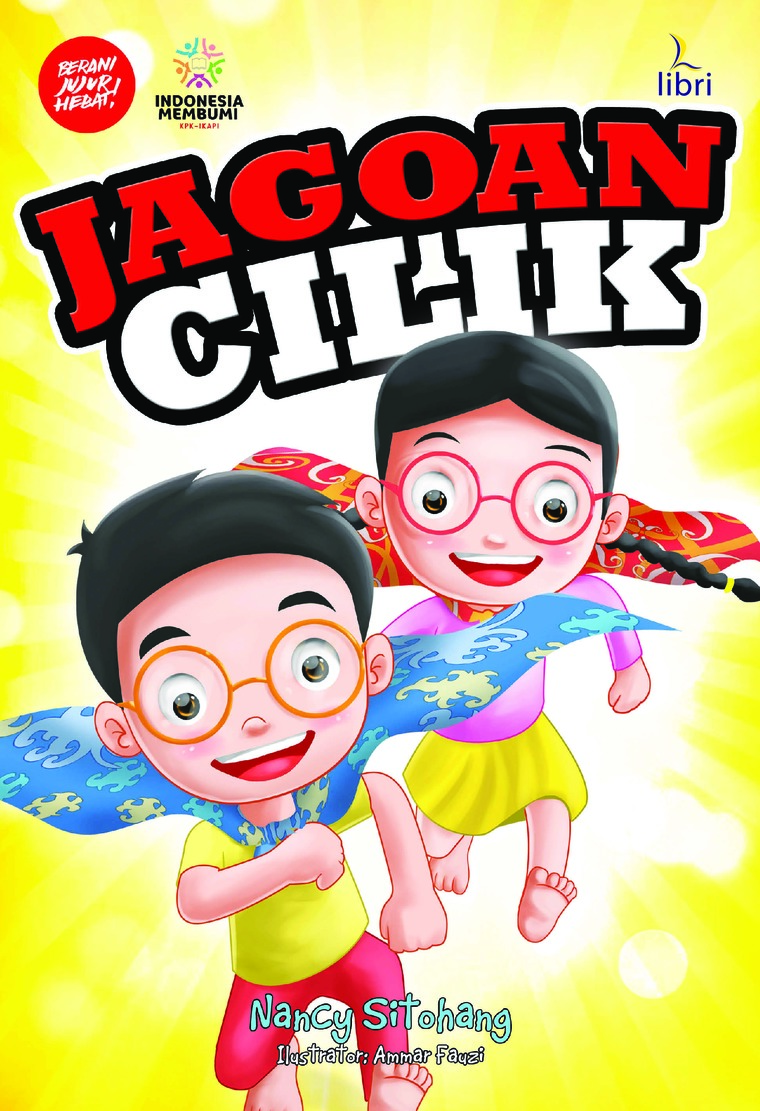 Jagoan Cilik by Nancy Sitohang Digital Book