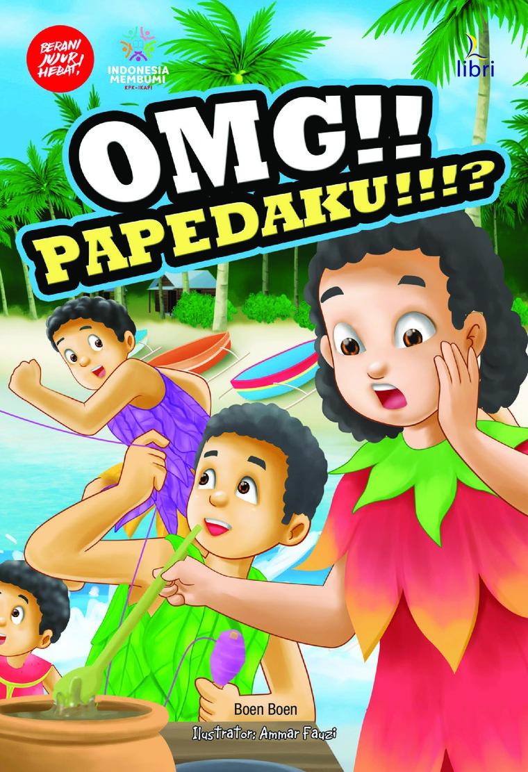 Buku Digital OMG Papedaku oleh Boen - boen