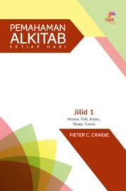 PASH : Dua Belas Nabi Jilid 1 by Pieter C. Craigie Cover