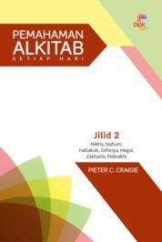PASH : Dua Belas Nabi Jilid 2 by Pieter C. Craigie Cover