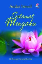 Selamat Mengaku by Andar Ismail Cover
