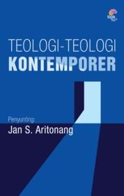Teologi - teologi Kontemporer by Jan S. Aritonang Cover