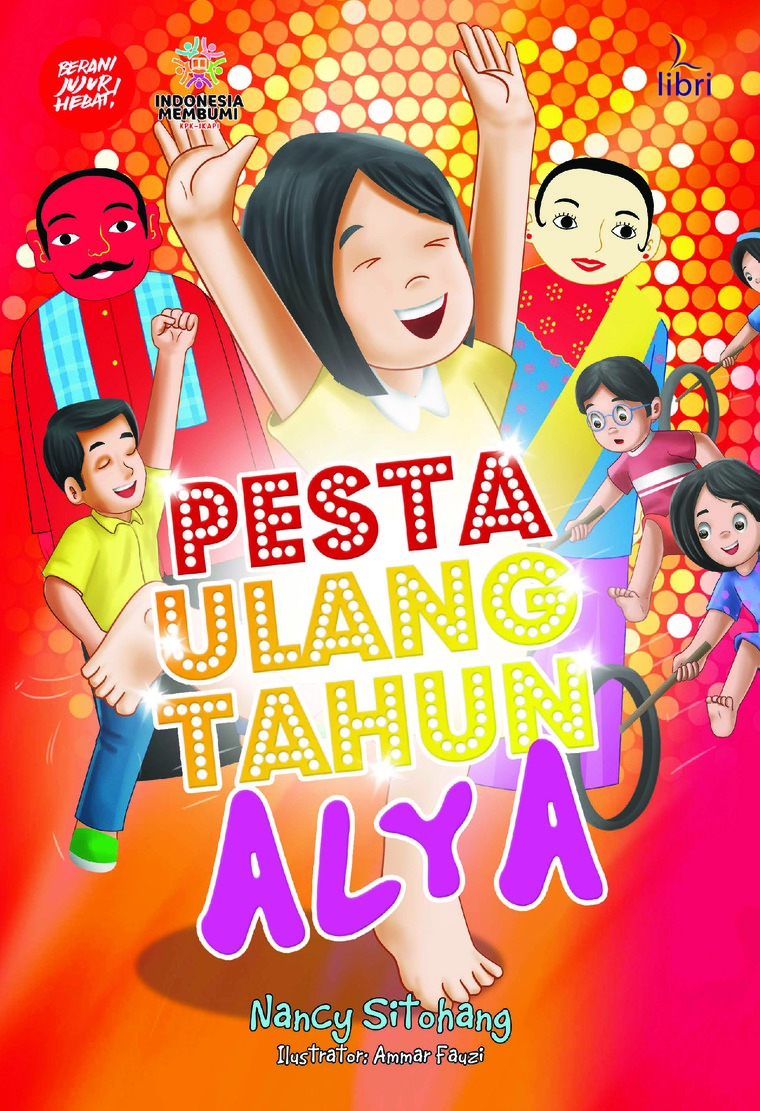 Ulang Tahun Alya by Nancy Sitohang Digital Book
