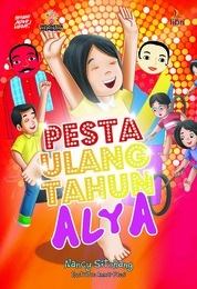 Cover Ulang Tahun Alya oleh Nancy Sitohang
