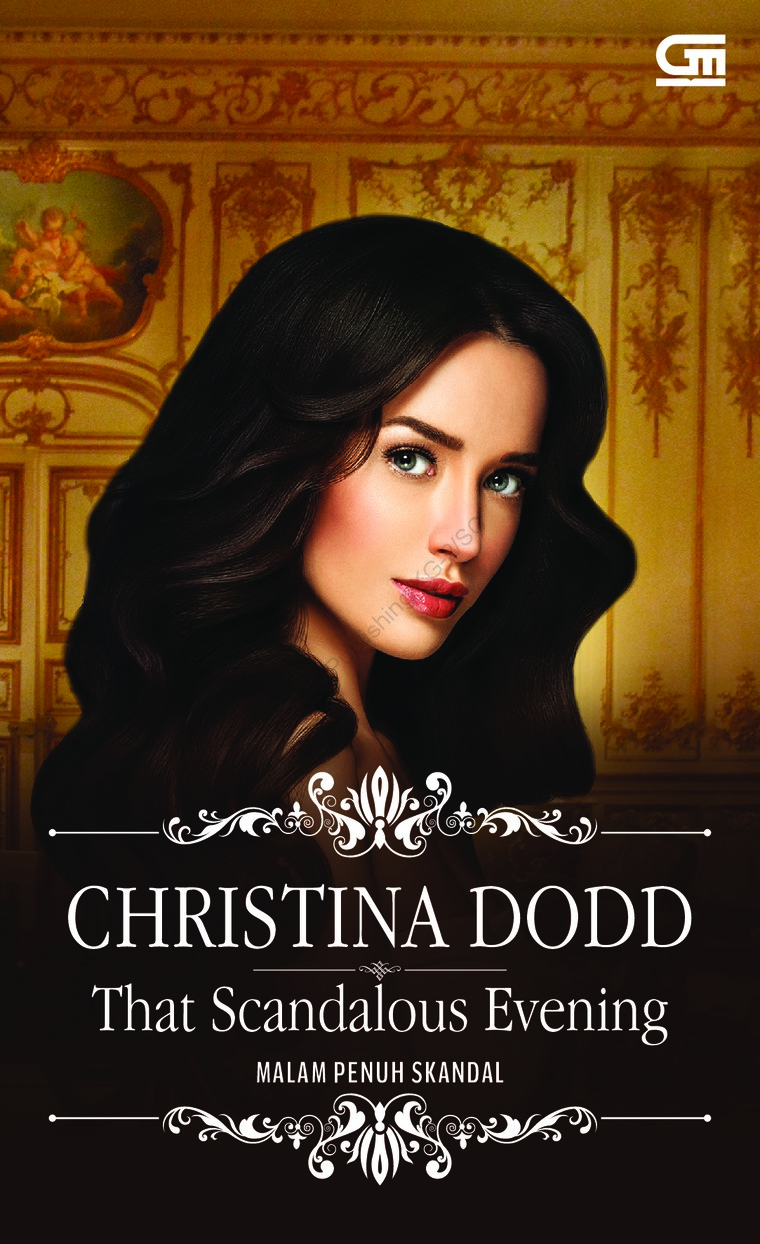 Historical Romance: Malam Penuh Skandal (That Scandalous Evening) by Christina Dodd Digital Book