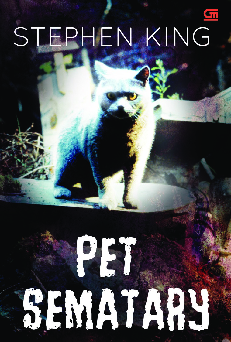Buku Digital Pet Sematary *Film 5 April 2019 oleh Stephen King