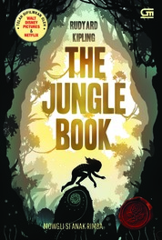 Cover The Jungle Book: Mowgli si Anak Rimba oleh Rudyard Kipling