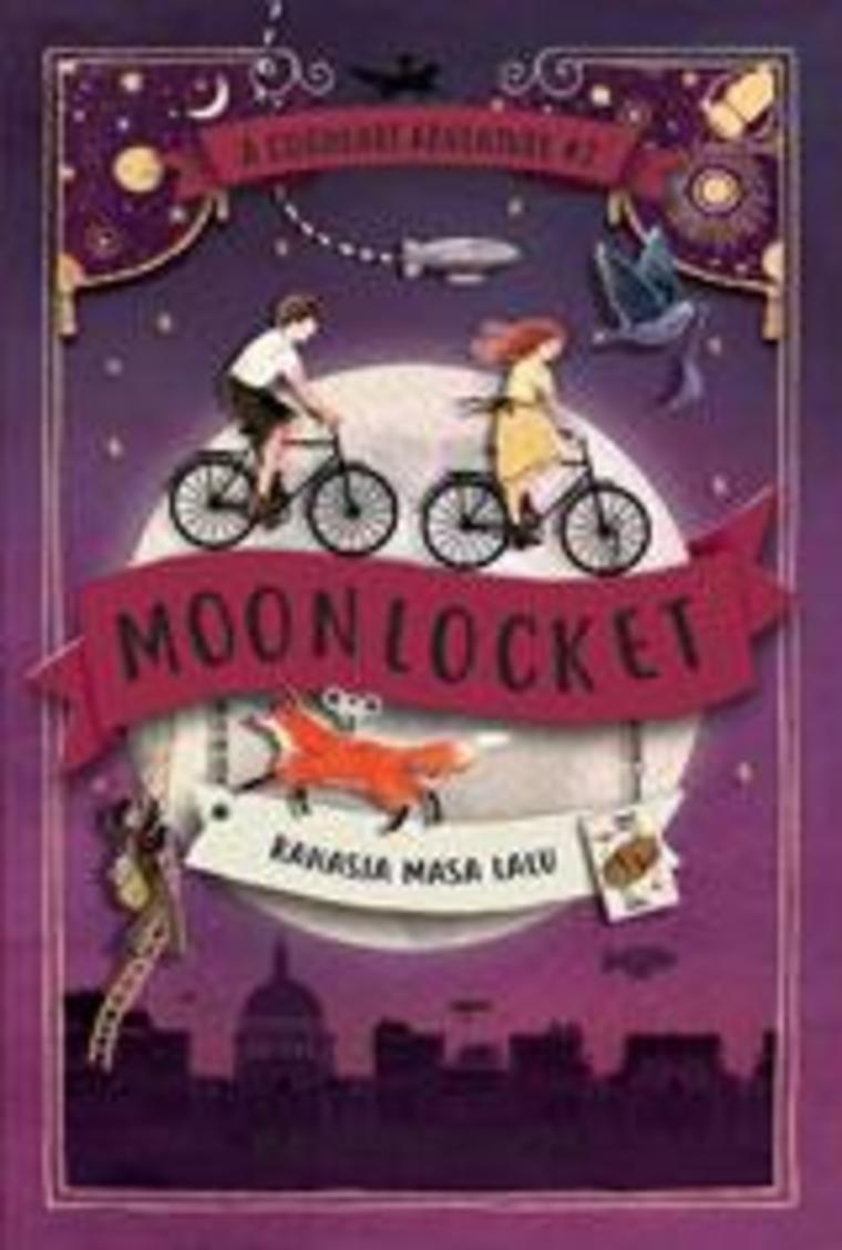 A Cogheart Adventure #2 : Moonlocket by Peter Bunzl Digital Book