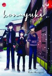 Cover KONAYUKI oleh Riiku Hanazawa