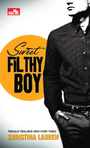 Cover CR: Sweet Filthy Boy oleh Christina Lauren
