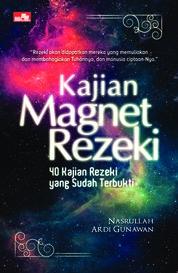 Cover Kajian Magnet Rezeki oleh H. Nasrullah, Ardi Gunawan