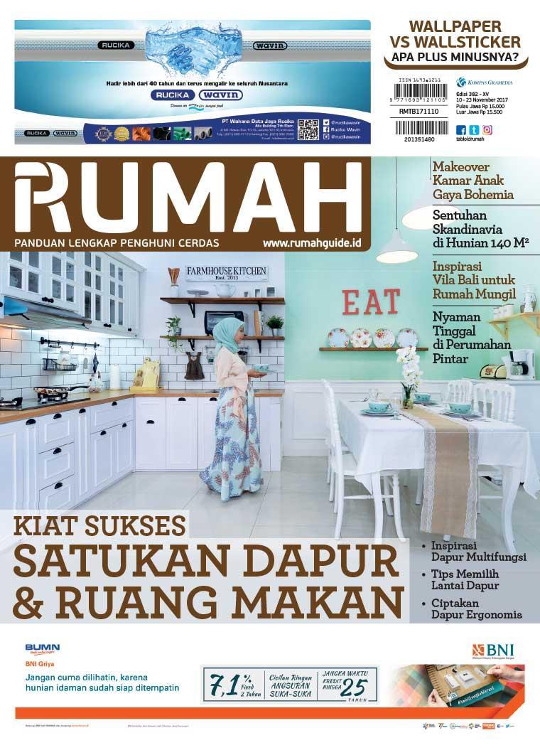 Majalah Digital tabloid RUMAH ED 382 2017