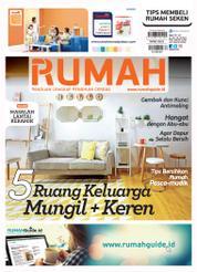 Cover Majalah tabloid RUMAH ED 372 2017