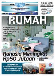 Cover Majalah tabloid RUMAH ED 375 2017
