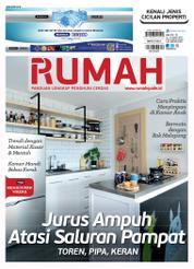Cover Majalah tabloid RUMAH ED 376 2017