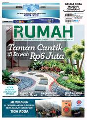 Tabloid RUMAH Magazine Cover ED 377 2017