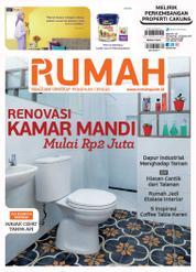Cover Majalah tabloid RUMAH ED 379 2017
