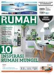 Cover Majalah tabloid RUMAH ED 380 2017