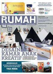 Cover Majalah tabloid RUMAH ED 383 2017