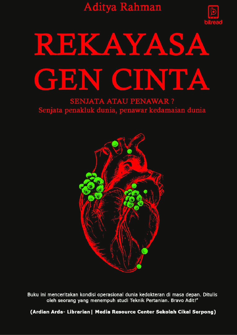 Rekayasa Gen Cinta by Aditya Rahman Digital Book