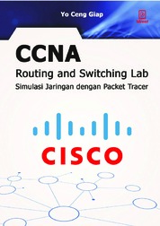 Cover CCNA Routing and Switching Lab oleh Yo Ceng Giap