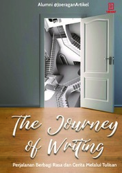Cover The Journey of Writing oleh Alumni @Joeragan Artikel