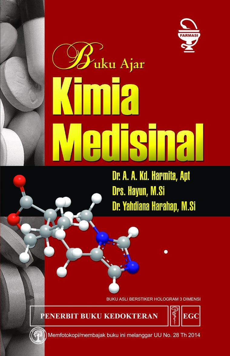 Buku Digital Buku Ajar Kimia Medisinal oleh Dr. AA. Kd Harmita, Apt