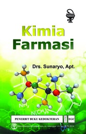Kimia Farmasi by Drs.Sunaryo, Apt Cover