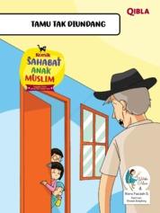 Cover Komik Sahabat Anak Muslim : Tamu tak Diundang oleh Watiek Ideo & Riera Faaizah