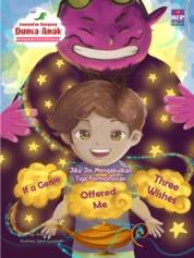 Cover Kumpulan Dongeng Dunia Anak : Jika Jin Mengabulkan Tiga Permohonan oleh Arleen A.