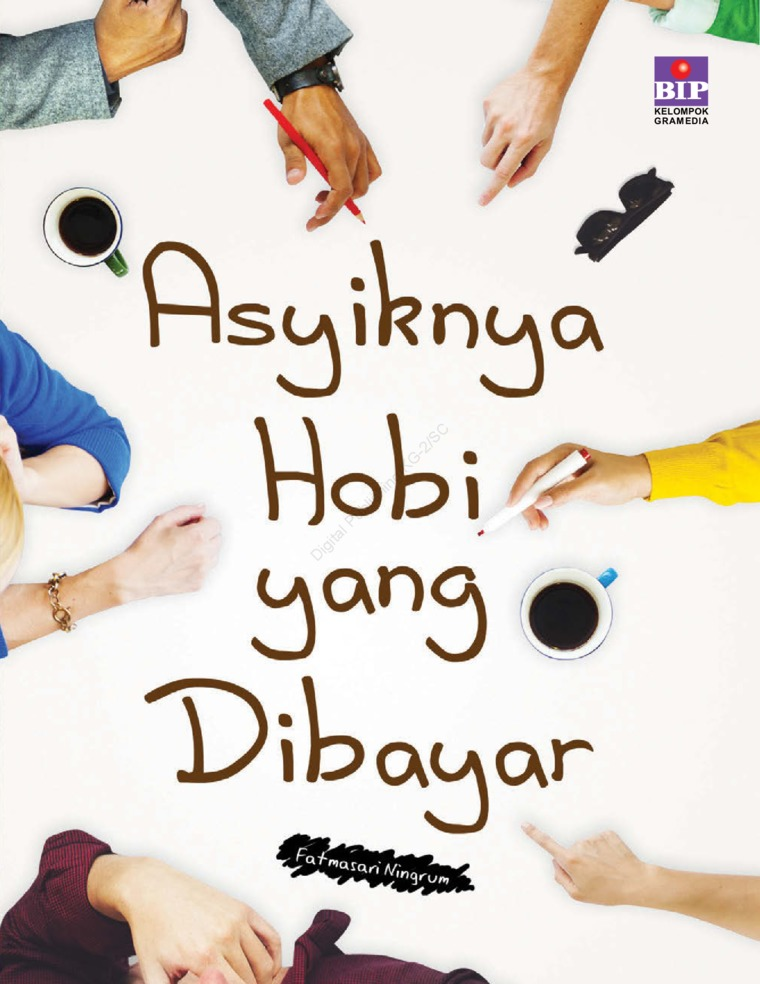 Buku Digital Asyiknya Hobi yang Dibayar oleh Fatmasari Ningrum
