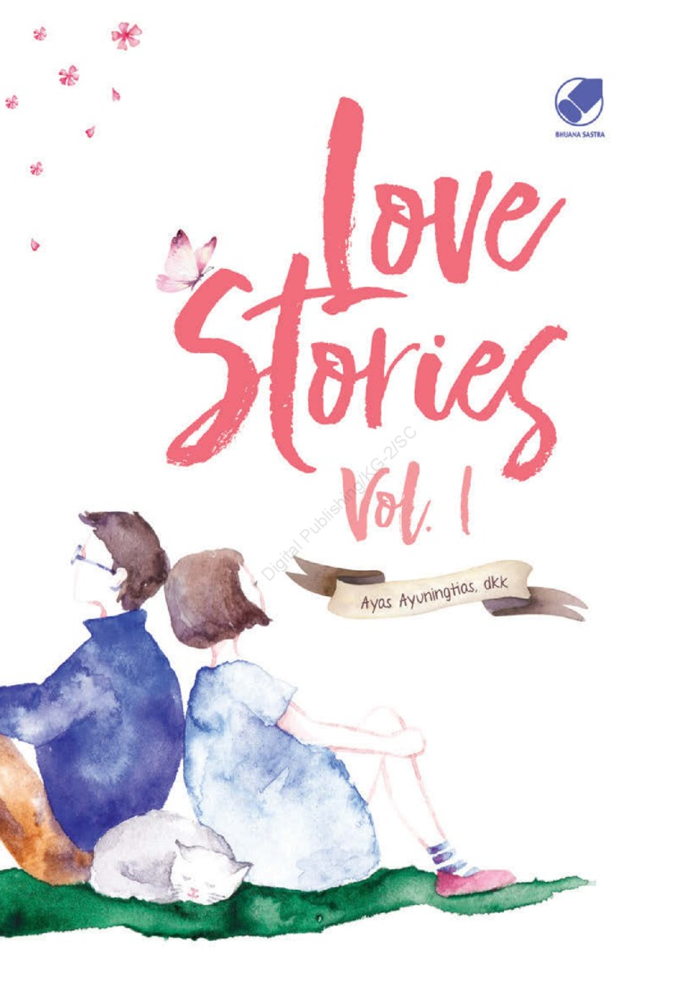 Love Stories 1 by Ayas Ayuningtias, dkk Digital Book