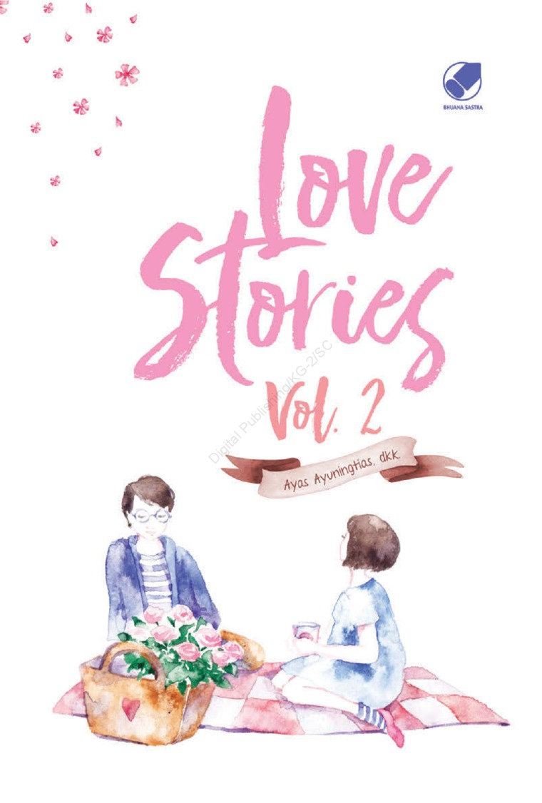 Buku Digital Love Stories 2 oleh Ayas Ayuningtias, dkk