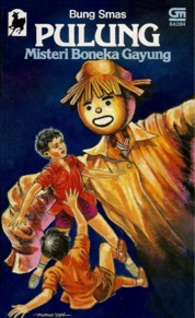 Pulung: Misteri Boneka Gayung by Bung Smas Cover