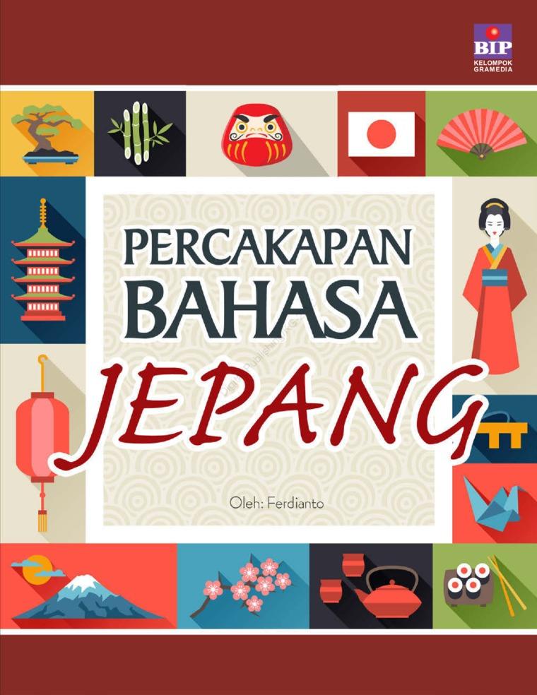 Buku Digital Percakapan Bahasa Jepang oleh Ferdianto