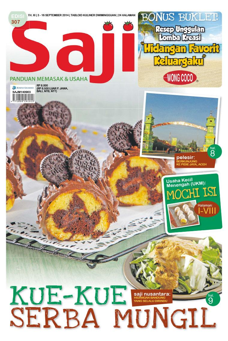 Saji Digital Magazine ED 307 2014