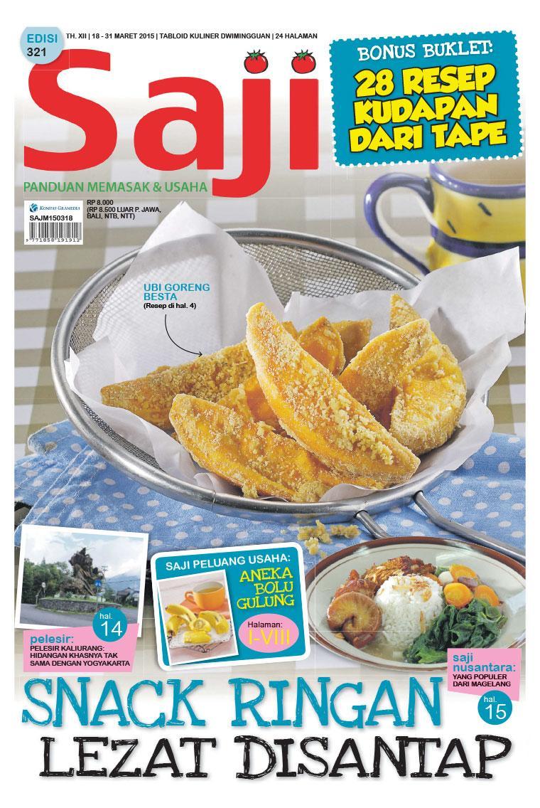 Saji Digital Magazine ED 321 2015