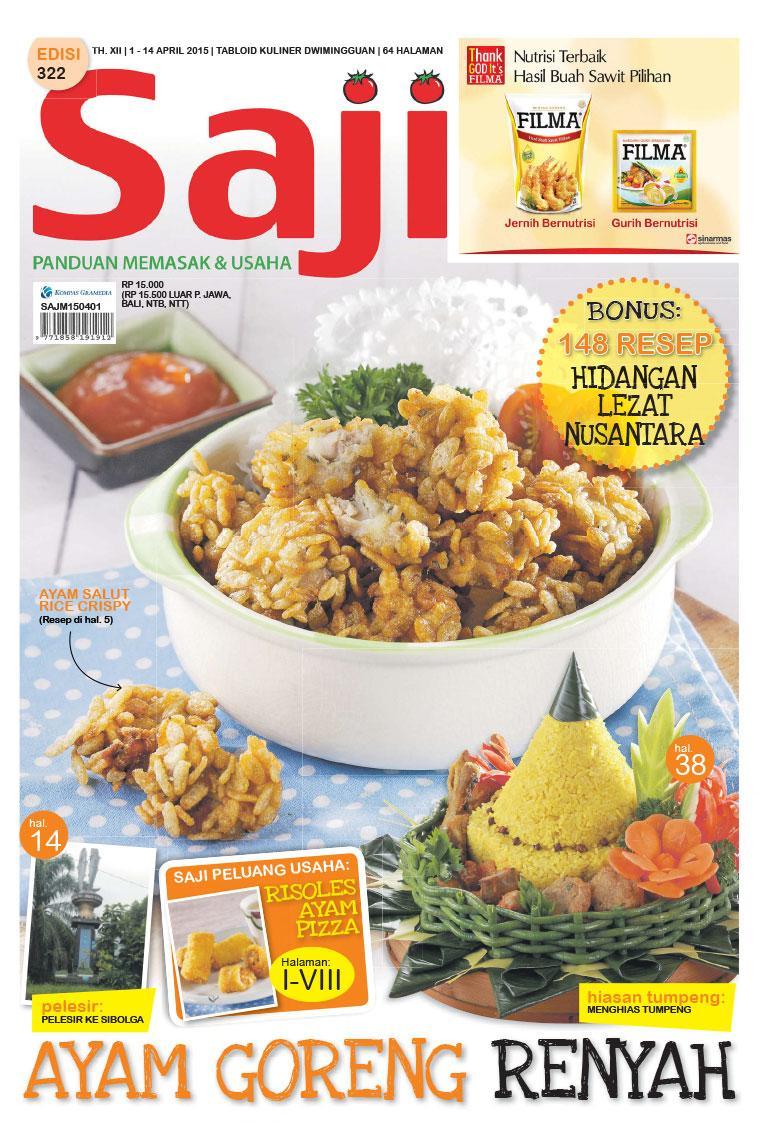 Saji Digital Magazine ED 322 2015