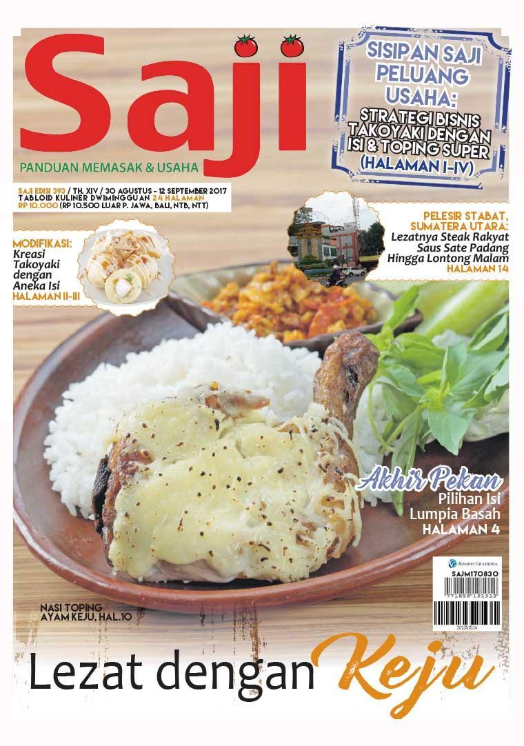 Majalah Digital Saji ED 393 Agustus 2017