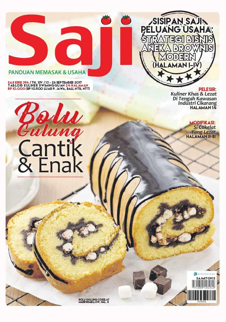 Majalah Digital Saji ED 394 September 2017