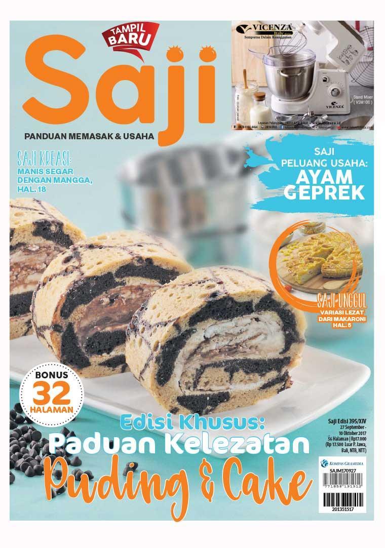 Majalah Digital Saji ED 395 September 2017