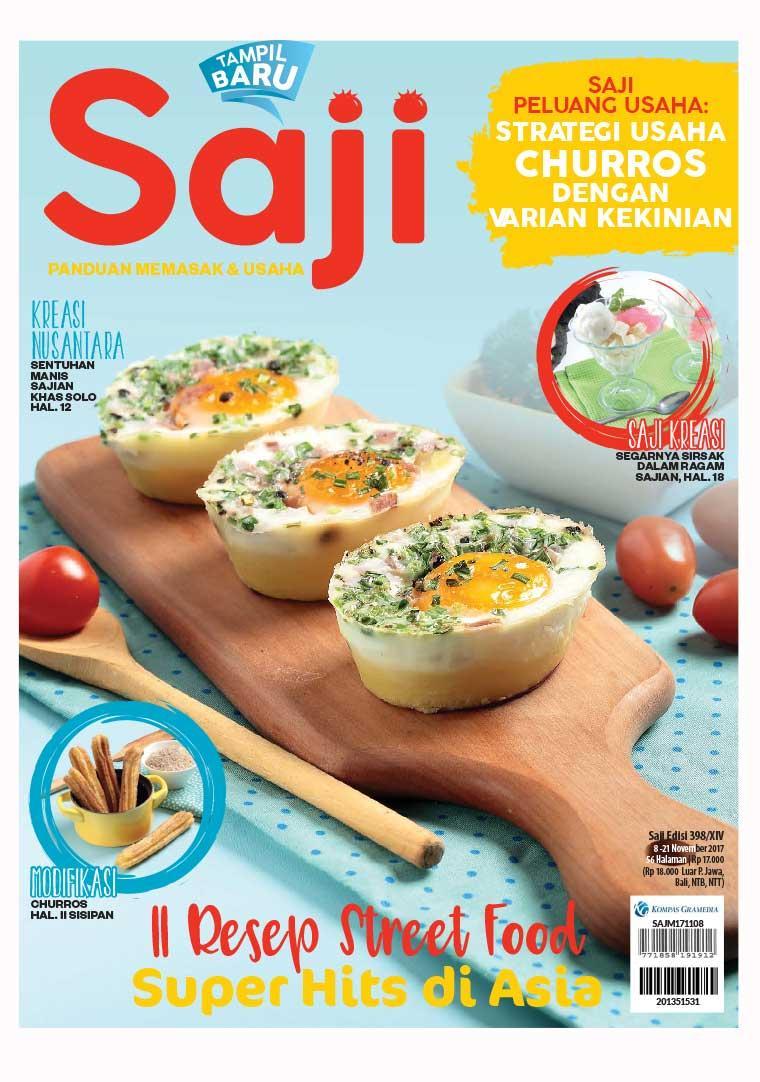 Majalah Digital Saji ED 398 November 2017
