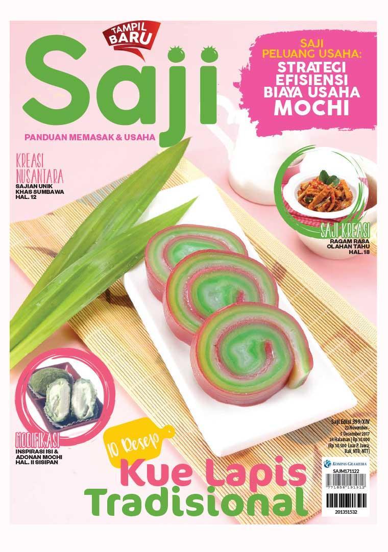 Majalah Digital Saji ED 399 November 2017