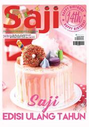 Cover Majalah Saji ED 392 Agustus 2017