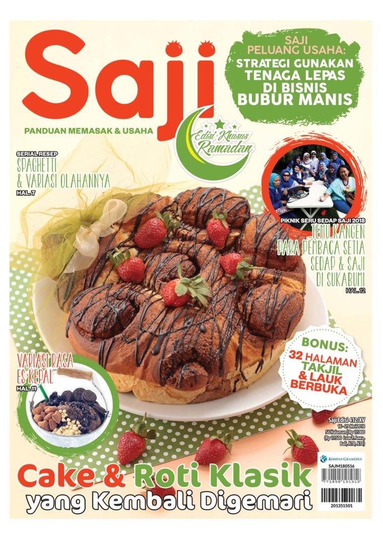 Majalah Digital Saji ED 412 Mei 2018